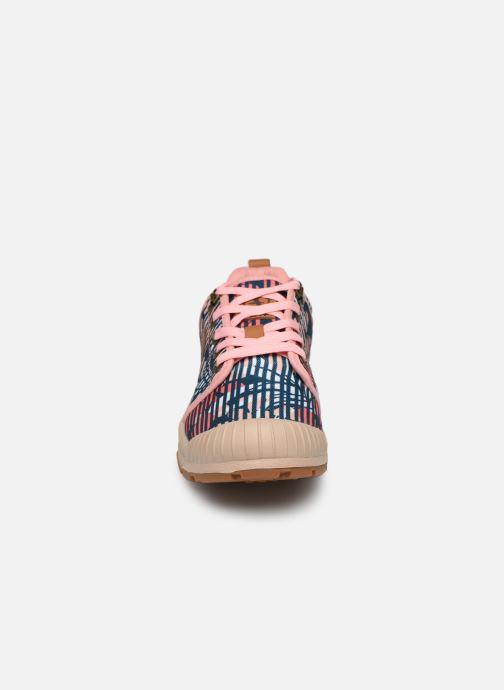 Baskets Aigle Tl Low W Cvs Pt Multicolore vue portées chaussures