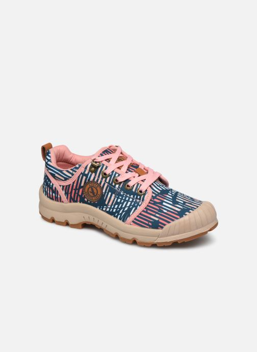 Baskets Aigle Tl Low W Cvs Pt Multicolore vue détail/paire