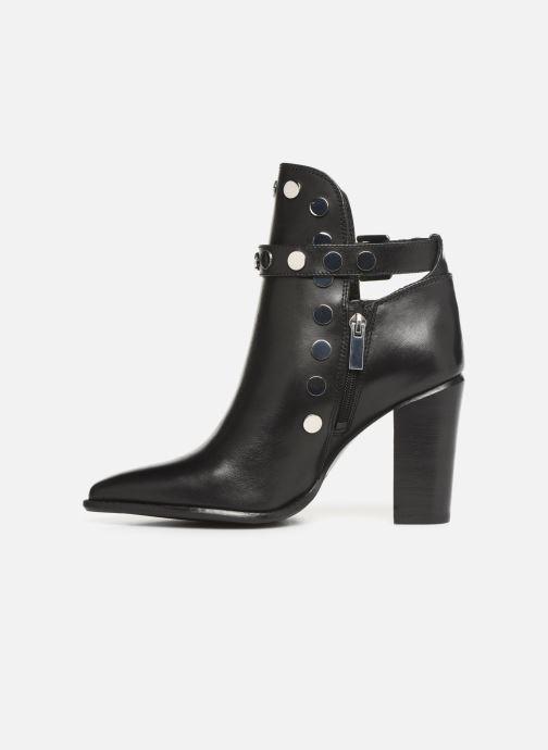 Boots en enkellaarsjes Bronx 33998 Zwart voorkant