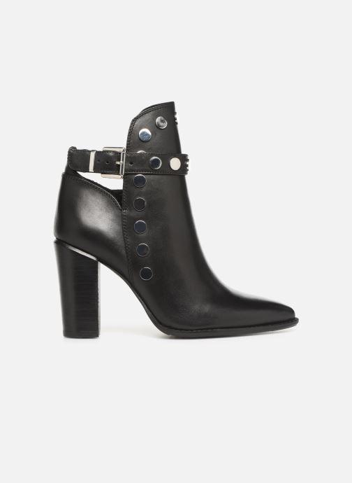 Boots en enkellaarsjes Bronx 33998 Zwart achterkant