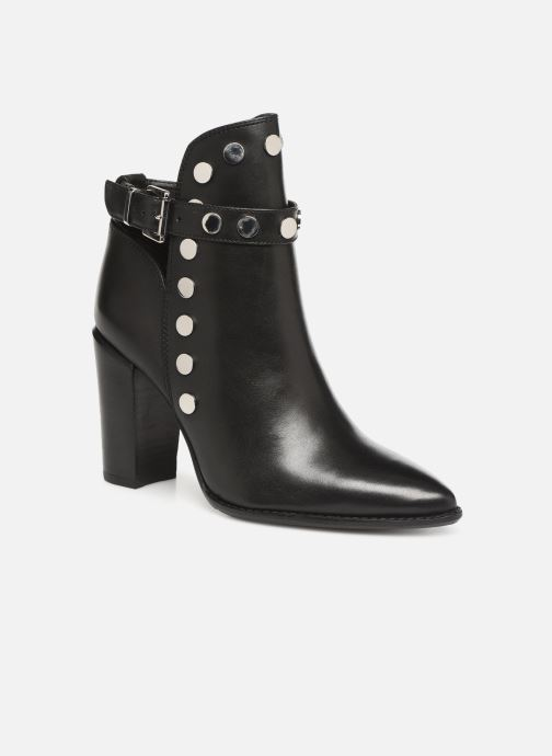Boots en enkellaarsjes Bronx 33998 Zwart detail