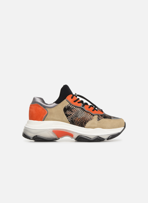Sneakers Bronx 66167 Multicolor achterkant