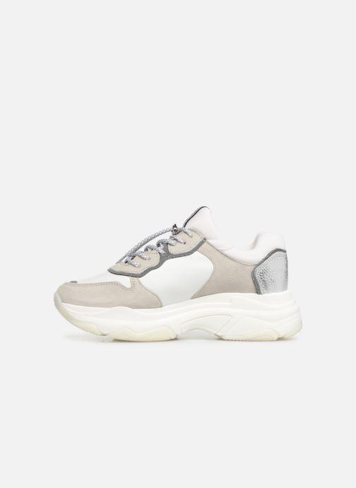 Sneaker Bronx 66167 weiß ansicht von vorne