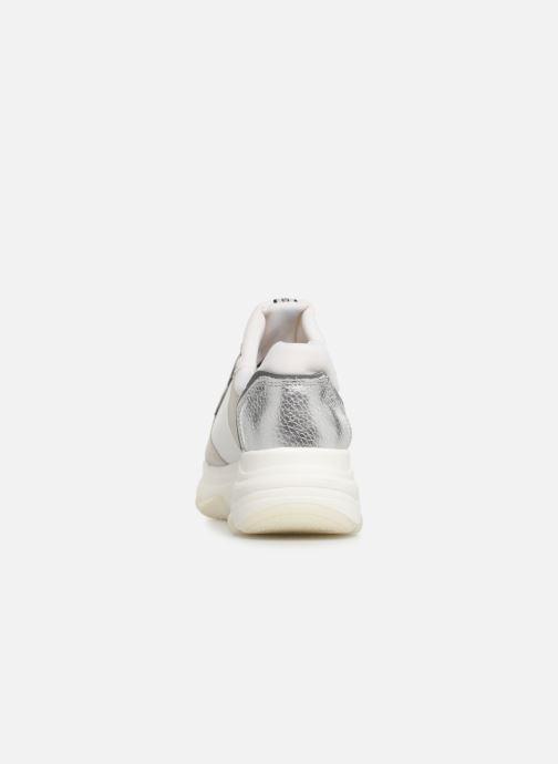 Sneaker Bronx 66167 weiß ansicht von rechts
