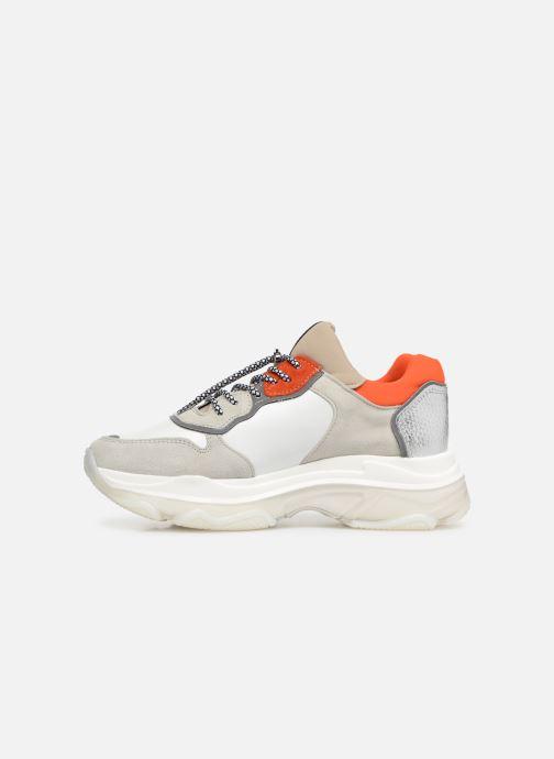 Sneakers Bronx 66167 Wit voorkant