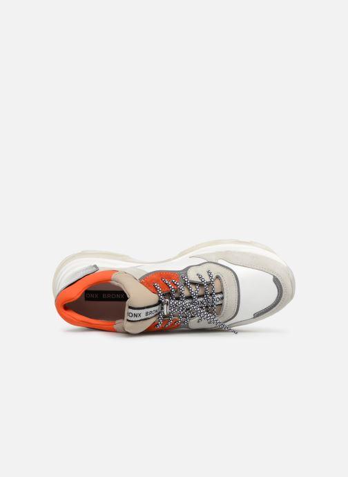 Sneakers Bronx 66167 Wit links