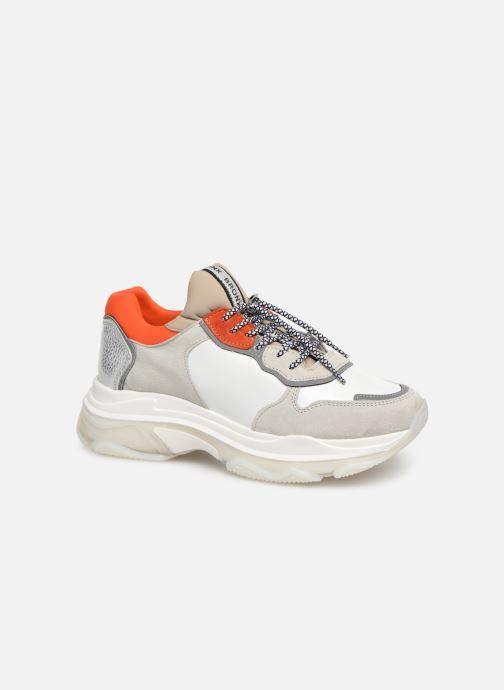 Baskets Bronx 66167 Blanc vue détail/paire