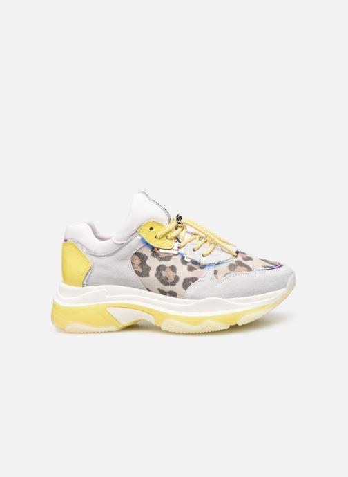 Sneakers Bronx 66167 Wit achterkant