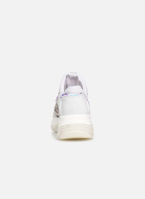 Sneakers Bronx 66167 Wit rechts