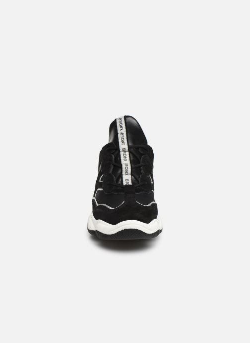 Sneakers Bronx 66240 Zwart model