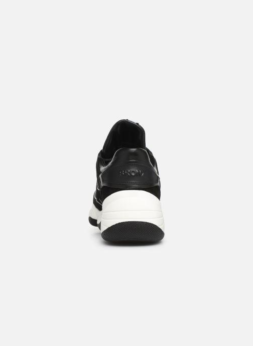Sneakers Bronx 66240 Zwart rechts