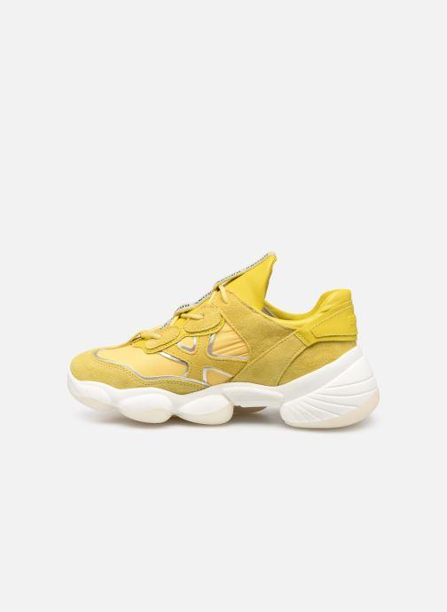 Sneakers Bronx 66240 Geel voorkant