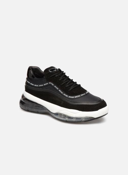 Sneakers Bronx 66260 Zwart detail