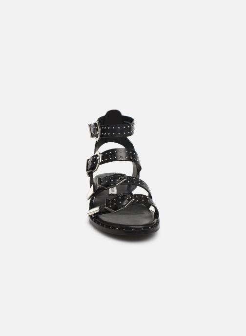 Sandals Bronx 84735 Black model view