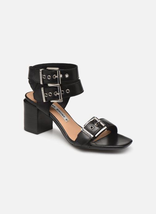 Sandales et nu-pieds Bronx 84759 Noir vue détail/paire