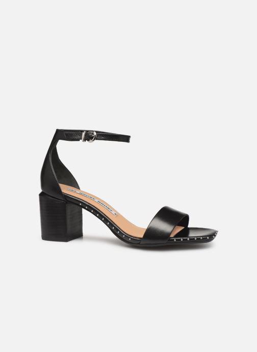 Sandales et nu-pieds Bronx 84788 Noir vue derrière