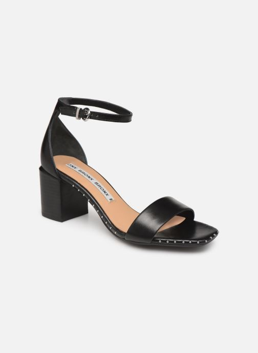 Sandales et nu-pieds Bronx 84788 Noir vue détail/paire