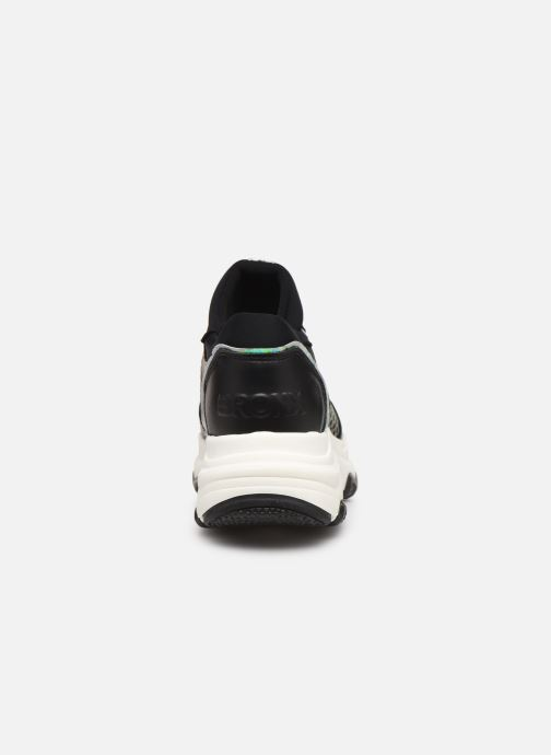 Sneakers Bronx 66167B Zwart rechts