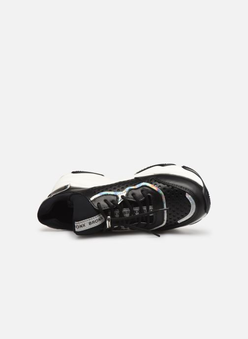 Sneakers Bronx 66167B Zwart links