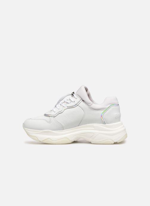 Sneaker Bronx 66167B weiß ansicht von vorne
