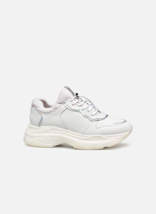 Sneaker Bronx 66167B weiß ansicht von hinten