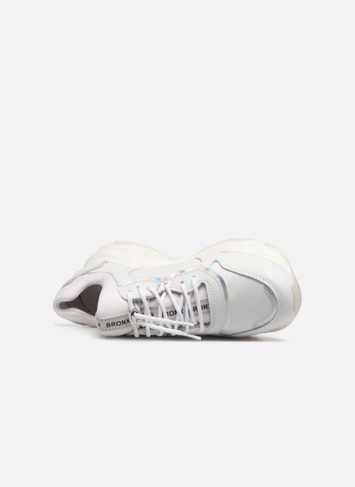 Trainers Bronx 66167B White view from the left