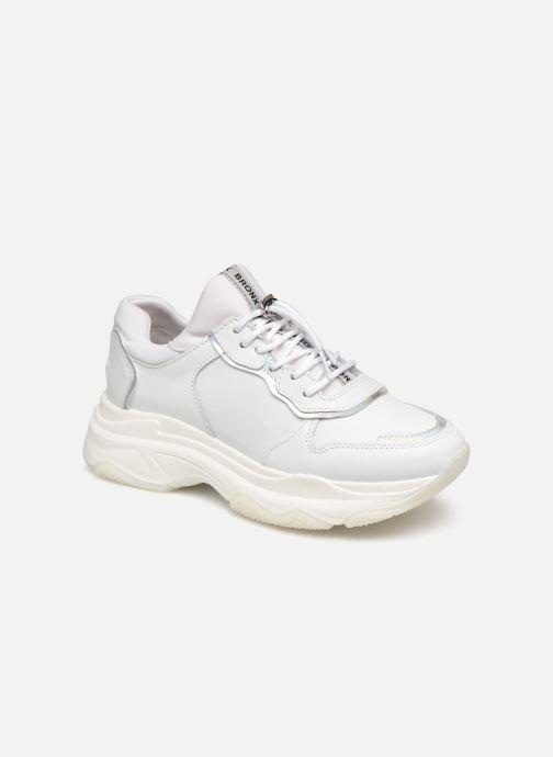 Sneaker Bronx 66167B weiß detaillierte ansicht/modell