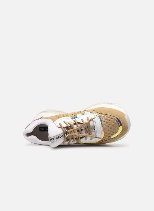 Sneakers Bronx 66167B Bruin links