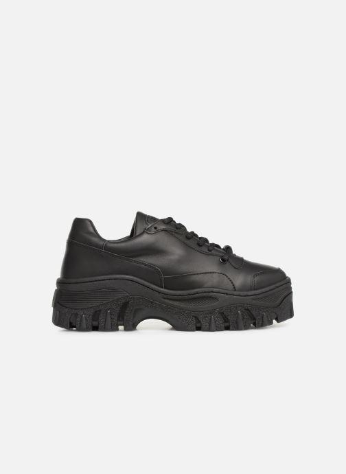 Sneakers Bronx 66212A Zwart achterkant