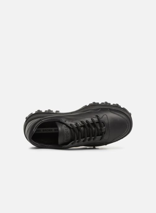 Sneakers Bronx 66212A Zwart links