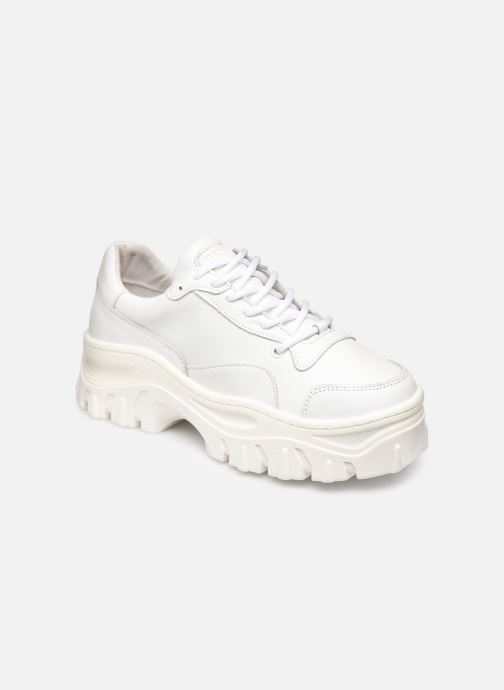 Trainers Bronx 66212A White detailed view/ Pair view