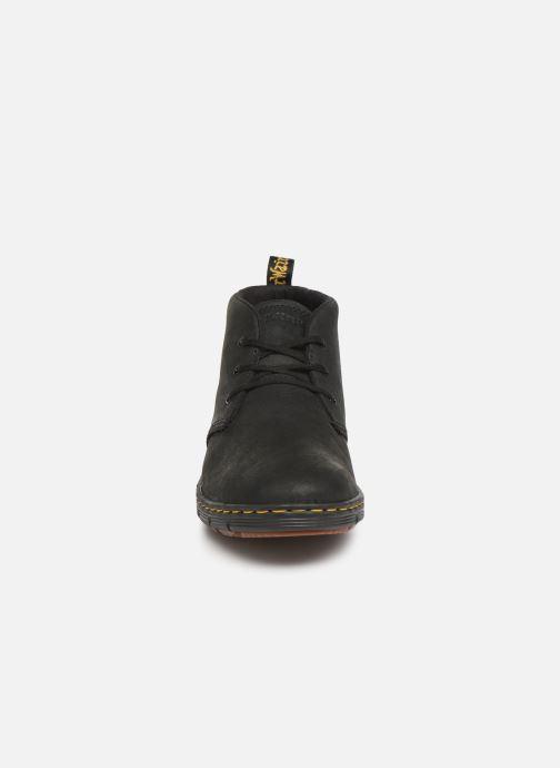 Lace-up shoes DR. Martens Backline Mid Black model view