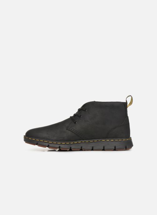 Lace-up shoes DR. Martens Backline Mid Black front view