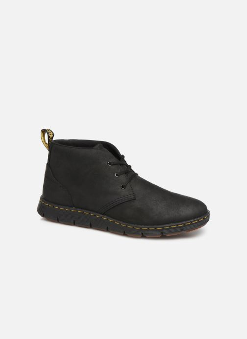 Lace-up shoes DR. Martens Backline Mid Black detailed view/ Pair view