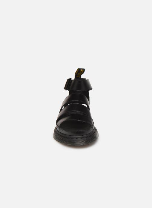 Sandalen Dr. Martens Clarissa II schwarz schuhe getragen