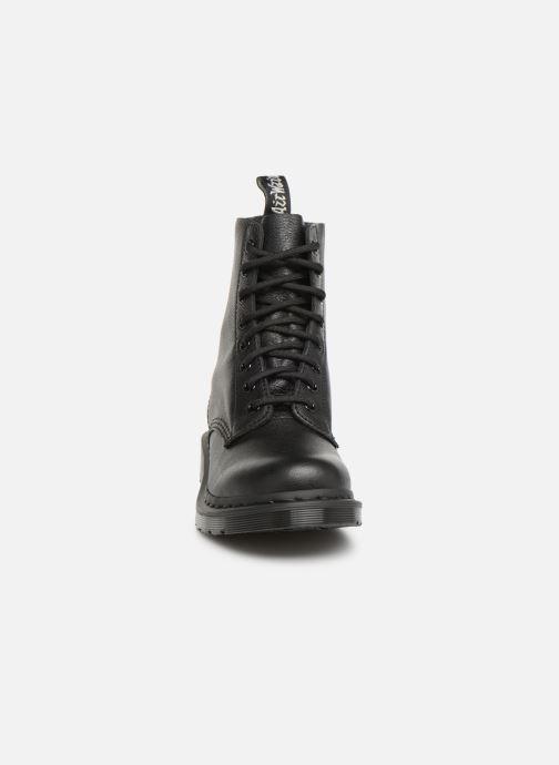 Stiefeletten & Boots Dr. Martens Pascal Mono  W schwarz schuhe getragen