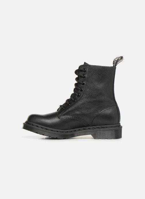 Bottines et boots Dr. Martens Pascal Mono  W Noir vue face