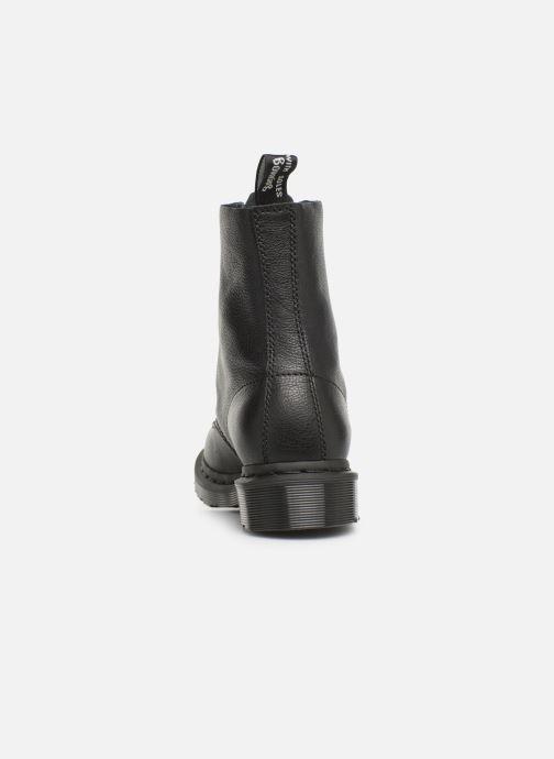 Bottines et boots Dr. Martens Pascal Mono  W Noir vue droite