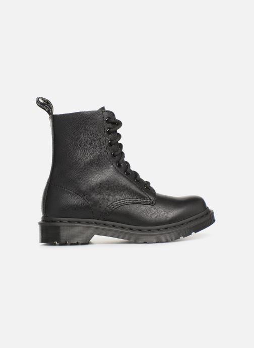 Bottines et boots Dr. Martens Pascal Mono  W Noir vue derrière