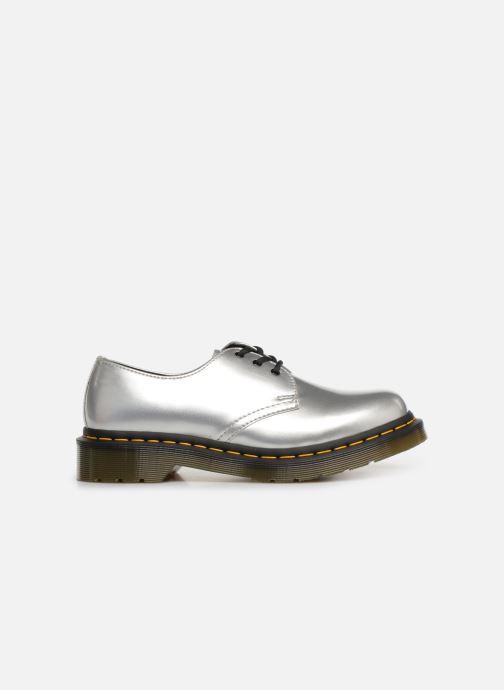Chaussures à lacets Dr. Martens 1461 Vegan W Argent vue derrière