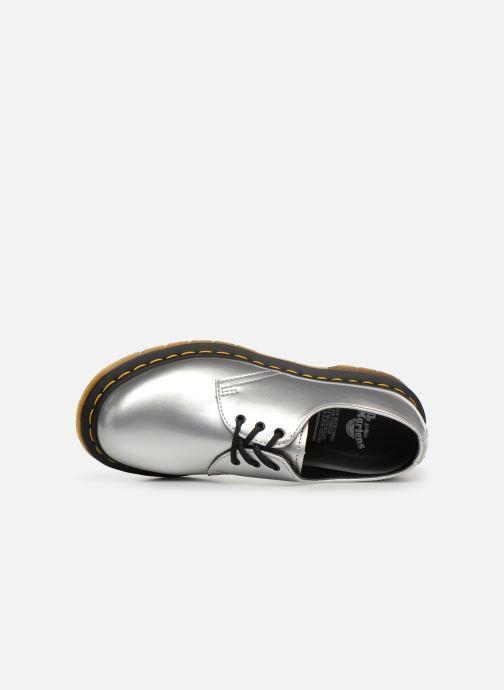 Chaussures à lacets Dr. Martens 1461 Vegan W Argent vue gauche