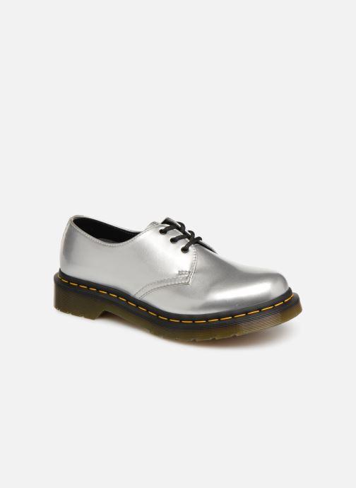 Chaussures à lacets Dr. Martens 1461 Vegan W Argent vue détail/paire