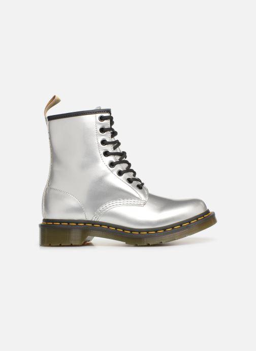 Boots en enkellaarsjes DR. Martens 1460 VEGAN W Zilver achterkant