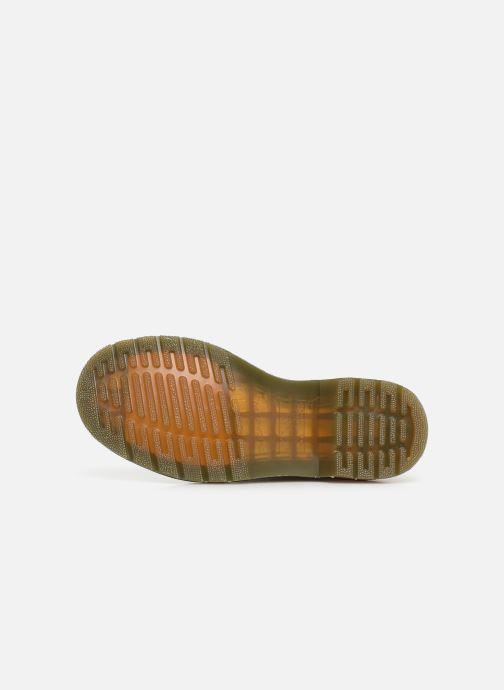 Bottines et boots Dr. Martens 1460 VEGAN W Argent vue haut