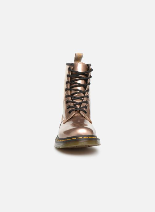 Boots en enkellaarsjes Dr. Martens 1460 VEGAN W Roze model