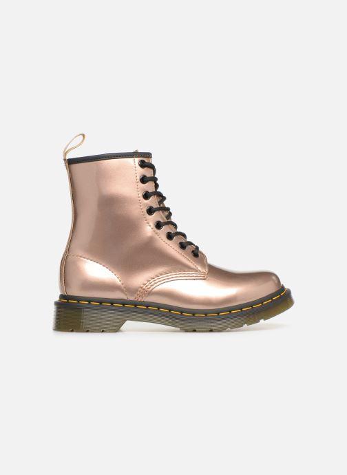 Stiefeletten & Boots Dr. Martens 1460 VEGAN W rosa ansicht von hinten