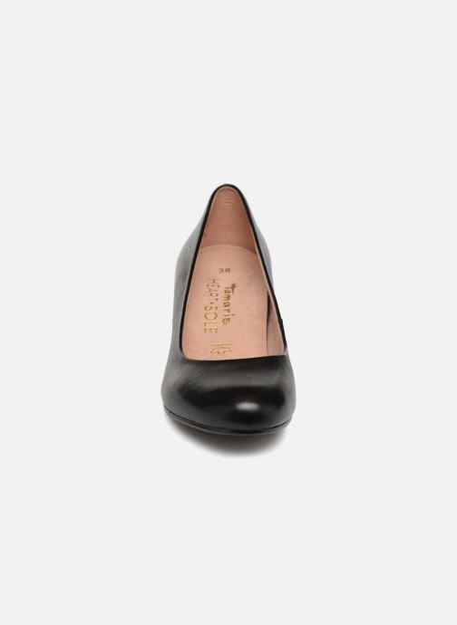 Escarpins Tamaris 22401 Noir vue portées chaussures