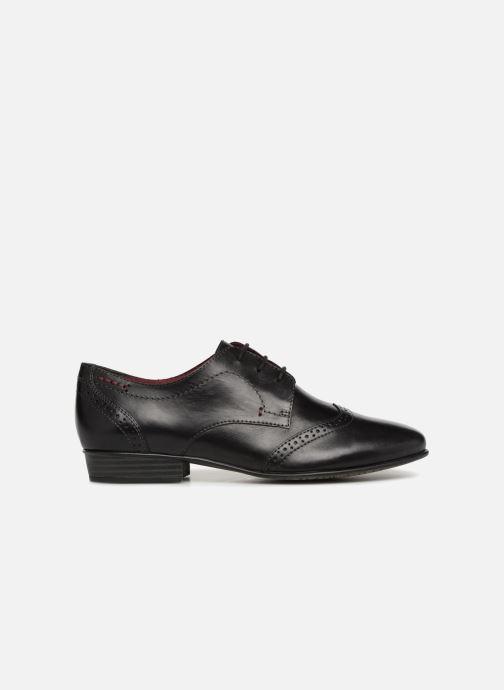 Chaussures à lacets Tamaris 23217 Noir vue derrière