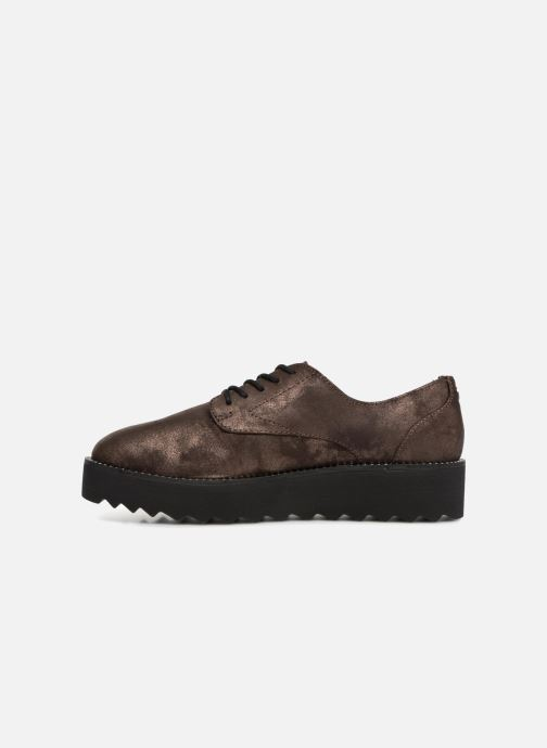 Chaussures à lacets Tamaris 23734 Marron vue face