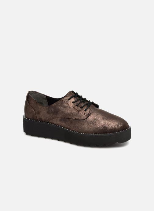 Snøresko Tamaris 23734 Brun detaljeret billede af skoene